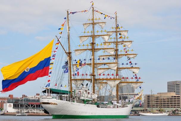 schepen sail amsterdam 2015