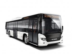 Scania Citywide LF Illustration:  MFX 2011