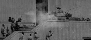30 jaar geleden: De bezetting van het Justitiepaleis te Bogotá door de guerrillabeweging M19