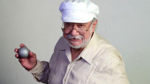 Foto van de dag: We nemen afscheid van acteur Carlos Muñoz (72)