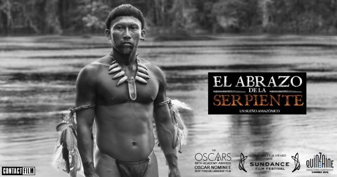 El abrazo de la serpiente geen Oscar maar wel geschiedenis