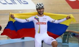 Fernando Gaviria wereldkampioen omnium