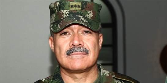 Legergeneraal Henry William Torres Escalante