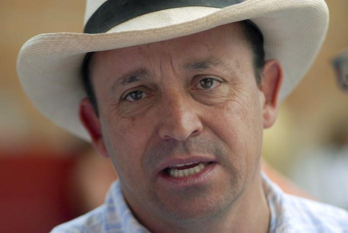 Broer Alvaro Uribe gearresteerd