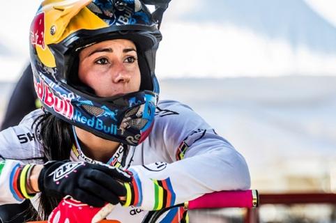 Zilver voor Mariana Pajón op WK BMX supercross in Argentinië