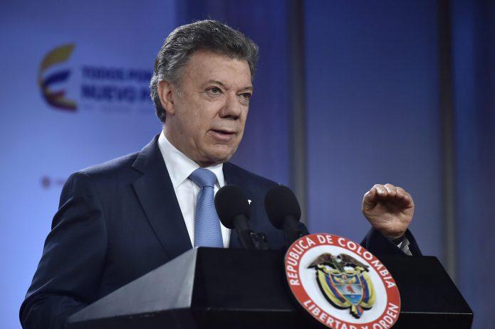 Santos kondigt nieuw kabinet aan