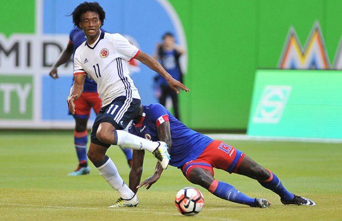 Colombia verslaat Haïti