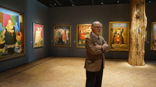 In gesprek met Fernando Botero