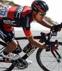 Darwin Atapuma nieuwe leider in de Ronde van Spanje