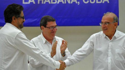 Historisch vredesakkoord Colombia en FARC