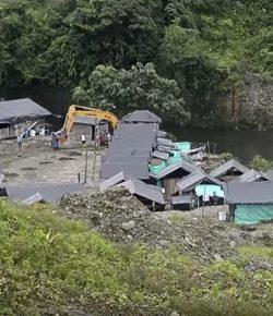 Colombiaans offensief tegen illegale mijnbouw