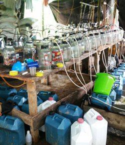 Meer dan vijf ton coke in Nariño in beslag genomen