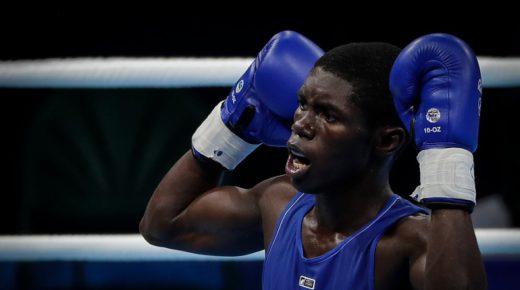 Bokser Yuberjen Martínez pakt zilver op Olympische Spelen