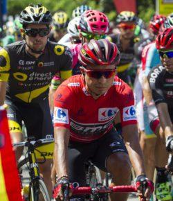 Atapuma voor de derde dag leider Ronde van Spanje