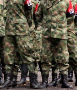 24 ELN-rebellen hebben zich vrijwillig overgegeven