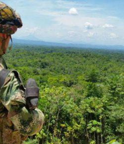 Zware gevechten tussen leger en ELN in departement Norte de Santander