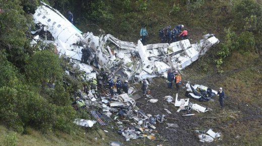 Vliegtuigramp:  75 doden en 6 overlevenden