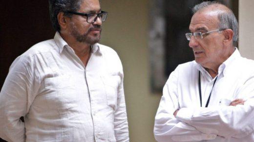 Onderhandelaars Colombiaanse regering en FARC winnen de Nationale Vredesprijs