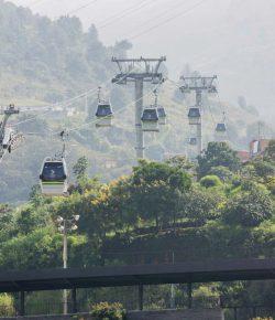 Medellin opent vierde metrocable