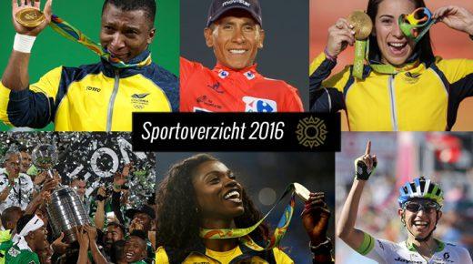 De mooiste sportmomenten van 2016