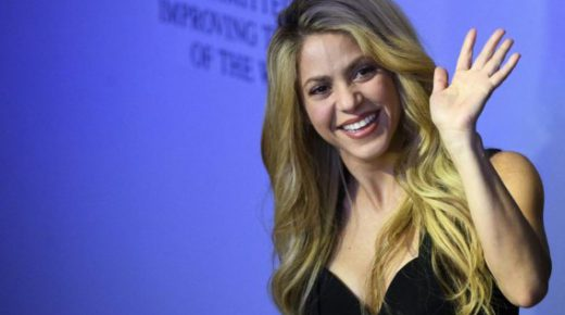 Shakira spreekt mooie woorden op World Economic Forum in Davos