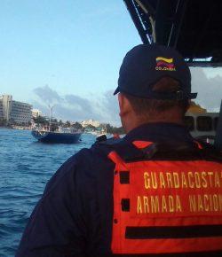 Colombiaanse kustwacht brengt Nederlandse zeilers in veiligheid