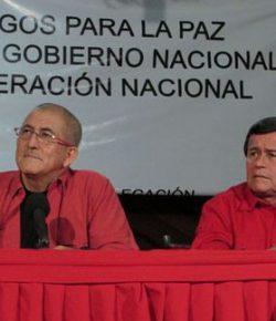 Start officiële vredesonderhandelingen tussen Colombiaanse regering en ELN op 7 februari