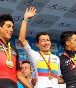 Sergio Luis Henao wint Colombiaans kampioenschap op de weg