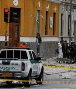 ELN verantwoordelijk voor aanslag in Bogotá