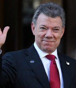 'President Santos niet betrokken bij corruptieschandaal Odebrecht'
