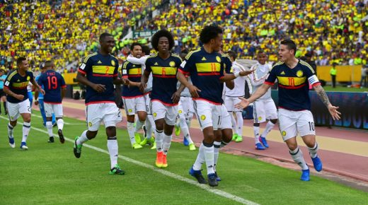 Colombia verslaat Ecuador en verstevigt plaatsing richting WK