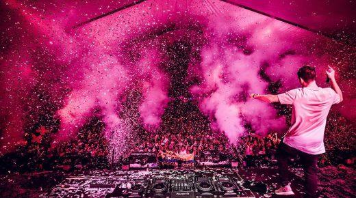 DJ Martin Garrix bezoekt voor het eerst Colombia