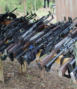 FARC overhandigt 14.000 wapens aan de Verenigde Naties
