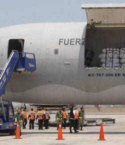 Colombia stuurt hulp naar Peru