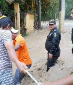 9 doden en 1000 families getroffen door hevige regenval