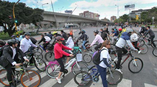 Medellín houdt autovrije dag in teken van dag van de aarde