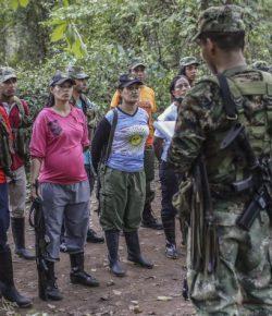 Meer dan 7.000 wapens van FARC ingeleverd bij VN