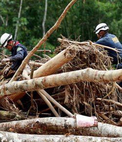 Zoektocht naar overlevenden in Mocoa gestaakt