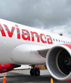 Avianca maakt eerste dagelijkse vlucht van Bogota naar Montevideo