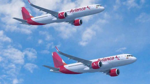 Avianca kondigt vijf nieuwe vluchten in Colombia aan