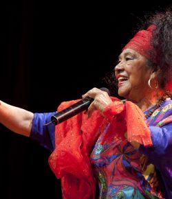 """Totó La Momposina """"koningin van de cumbia"""" treedt op in Nederland"""