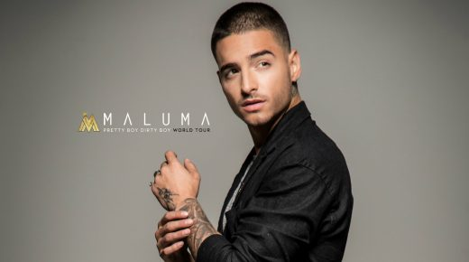 Maluma treedt 28 september op in Amsterdam