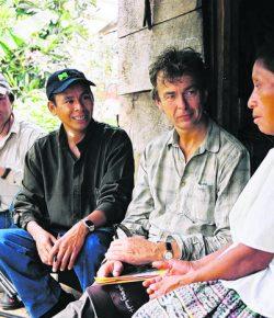 Presentator Derek Bolt en cameraman ontvoerd in Colombia