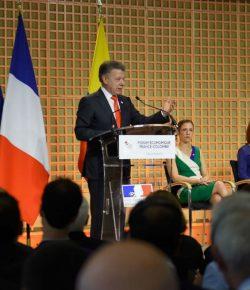 'Een historische dag voor Colombia: FARC is ontwapend'