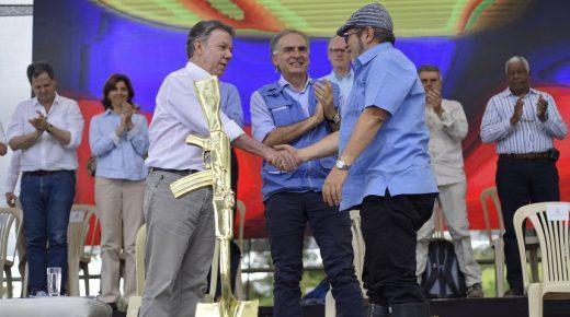 'Vrede in Colombia is onomkeerbaar'