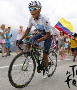 Zeven Colombianen in Tour de France 2017