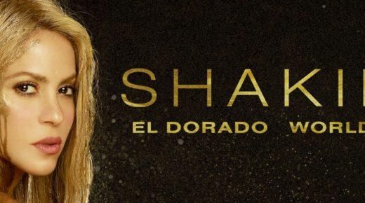 Shakira komt in november naar Nederland