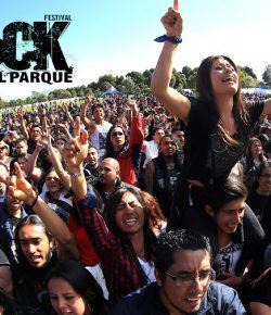Grootste rockfestival van Colombia: Rock al Parque 2017
