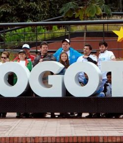 Bogotá viert zijn 479ste verjaardag