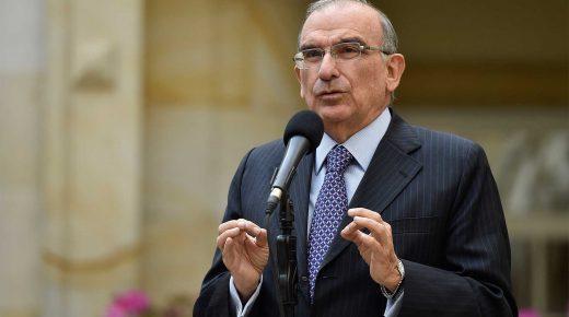 Vredesonderhandelaar Humberto de la Calle doet mee aan presidentsverkiezingen 2018